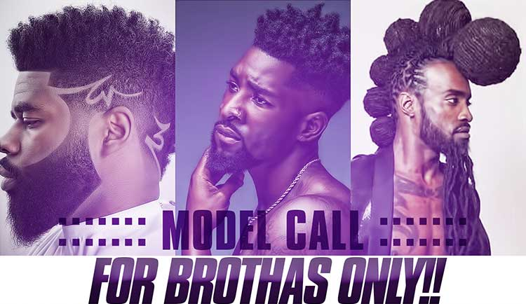 Model Call For Brothas Only